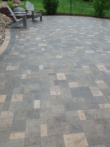 Pavers and Stone Work GreenSeasons GreenSeasons Landscaping