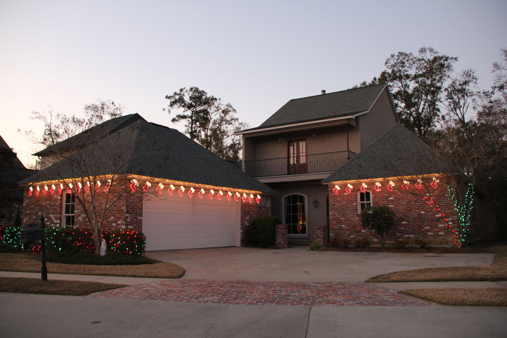 Picture of Free Christmas Light Design Consultation